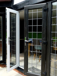Just Doors and Windows - Double Glazed French Doors in Worcester, Worcestershire