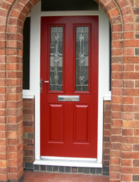 HALO HOME IMPROVEMENTS LIMITED - Double Glazed Composite Doors in High Wycombe, Buckinghamshire