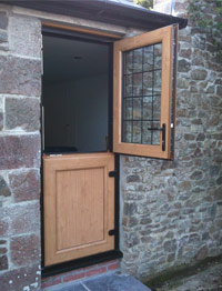 Just Doors and Windows - Double Glazed Stable Doors Worcester, Worcestershire