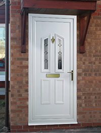 DP Windows - Double Glazed Panelled Doors Witney, Oxon, Oxfordshire