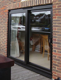 DP Windows - Double Glazed Inline Sliding Patio Doors Witney, Oxon, Oxfordshire